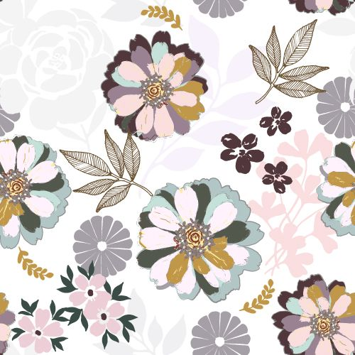 Photoshop Color Inspiration: Stephanie Ryan Pattern Camp. Teaches Pattern Making In