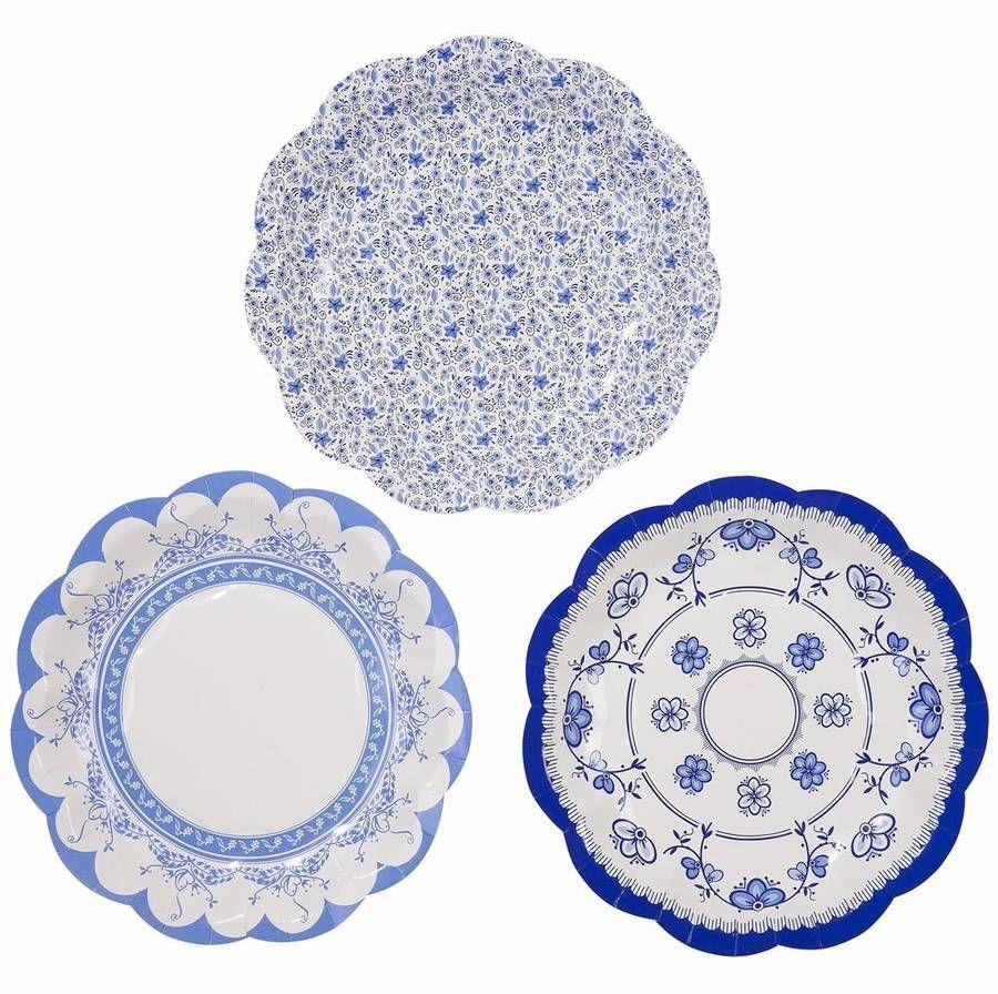 disposable Vintage Blue Plates   My dream wedding   Pinterest   Blue plates Vintage and Teas  sc 1 st  Pinterest & disposable Vintage Blue Plates   My dream wedding   Pinterest   Blue ...