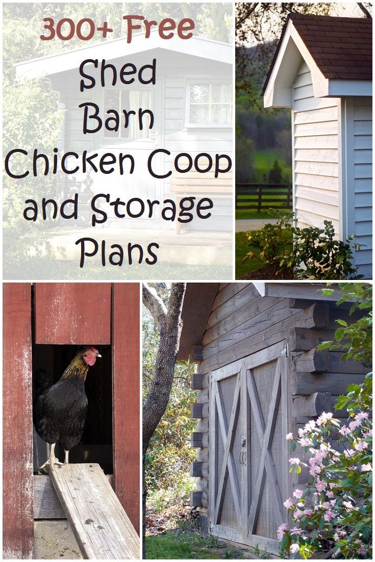 300 shed barn chicken coop and storage plans this is the mother - Chicken Co Op Plans And Greenhouse