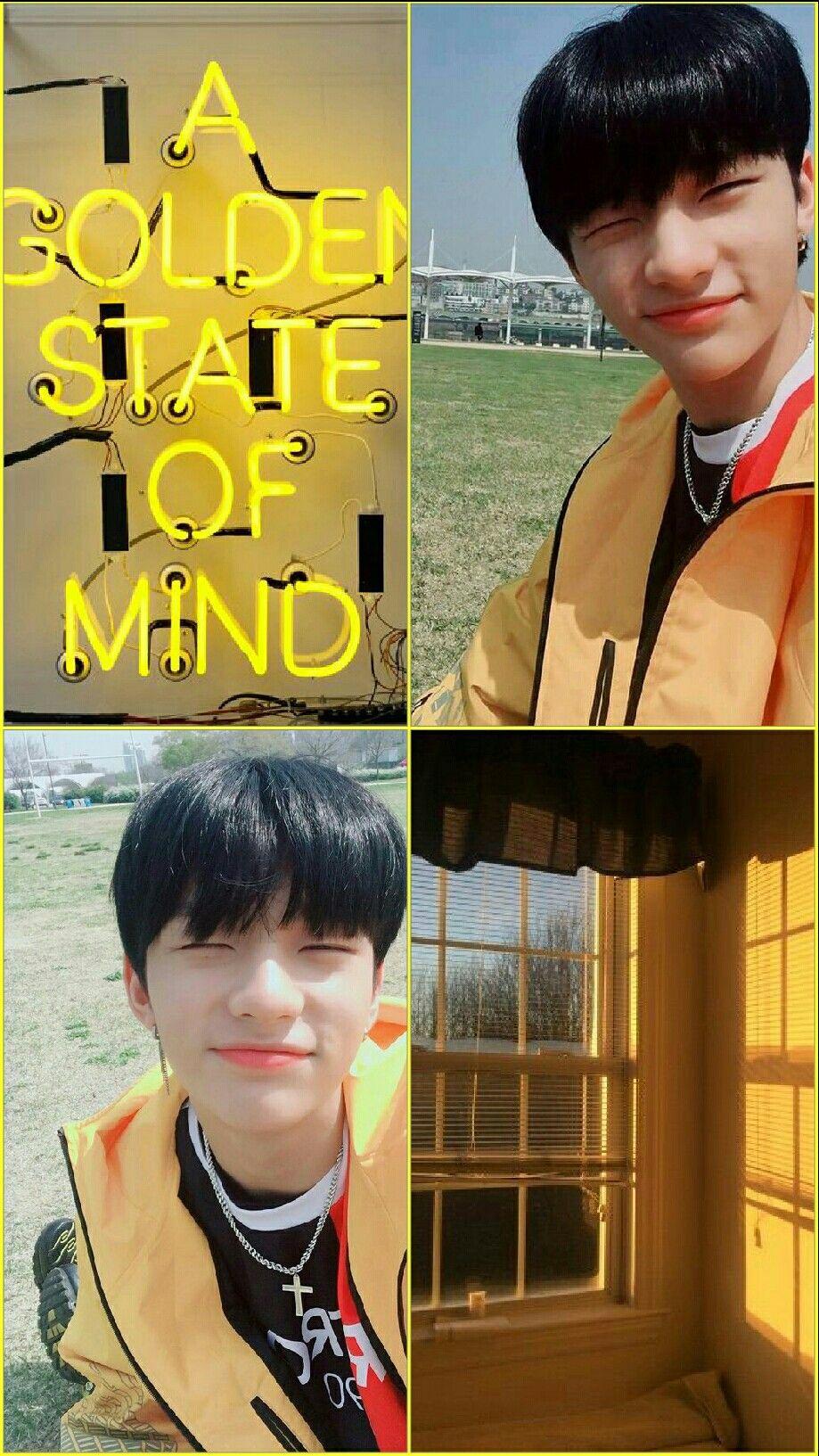 Stray Kids Gt Gt Hwang Hyunjin Wallpaper