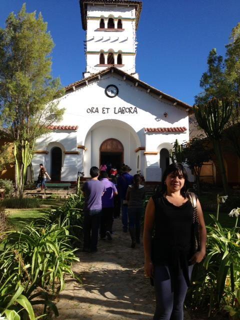 Giovanna Montalvan comparte una foto de su viaje a #Cajamarca, #Perú. ¡Gracias! Giovanna Montalvan shares a pic of her recent trip to Cajamrca, Peru. Thanks a lot!  #YourOKphoto #TufotoOK www.placeok.com