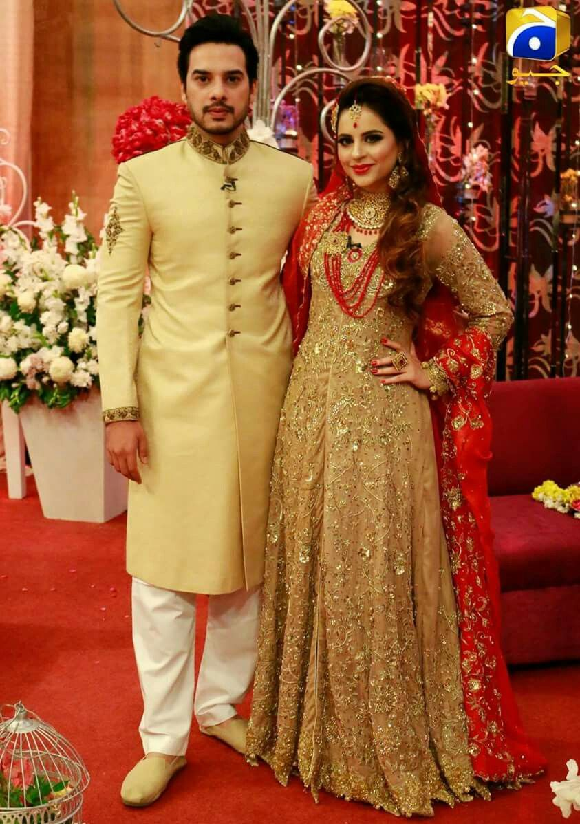 Red dress for wedding reception  Pin by Sakaina Hussain on Dresses  Pinterest
