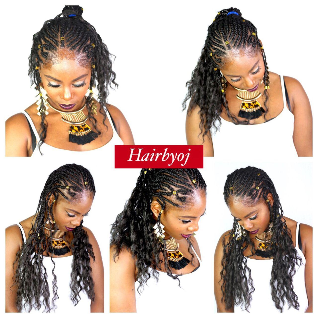 awesome fulani braids hairstyle braids pinterest hair