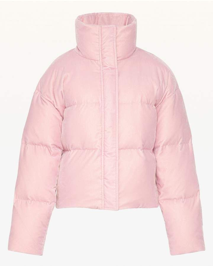 5fb976bf5e1 Juicy Couture Velvet Puffer Jacket