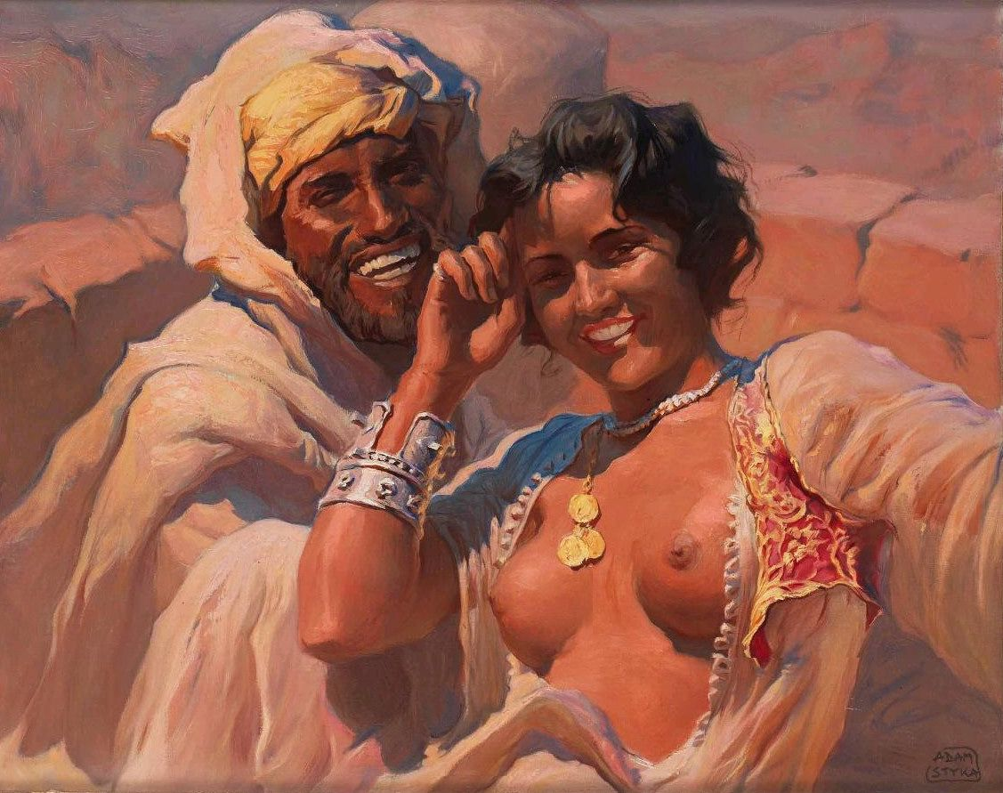 Full Download Art Awakening And Modernity In The Middle East The Arab Nude By Octavian Esanu Free