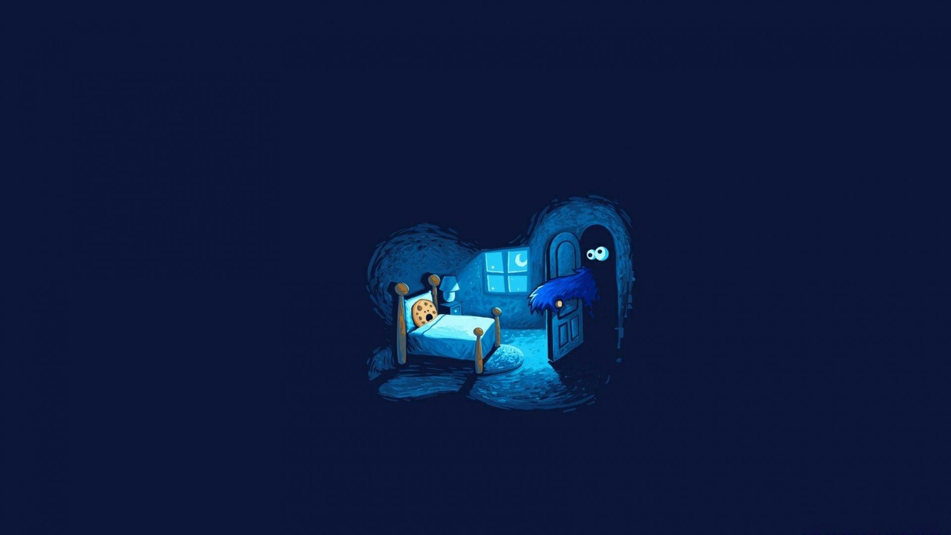 Cookie Monster Wallpaper HD