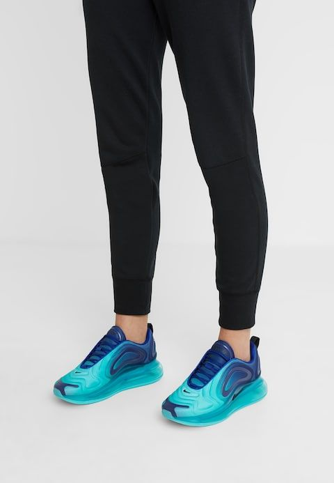 new concept 317b9 2f66a Nike Sportswear AIR MAX 720 - Trainers - deep royal blue black hyper jade