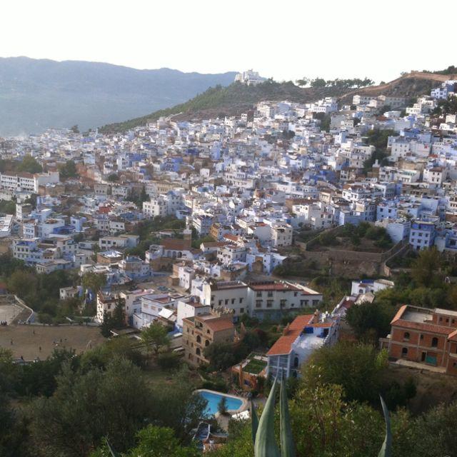 Chefchouen, Morocco