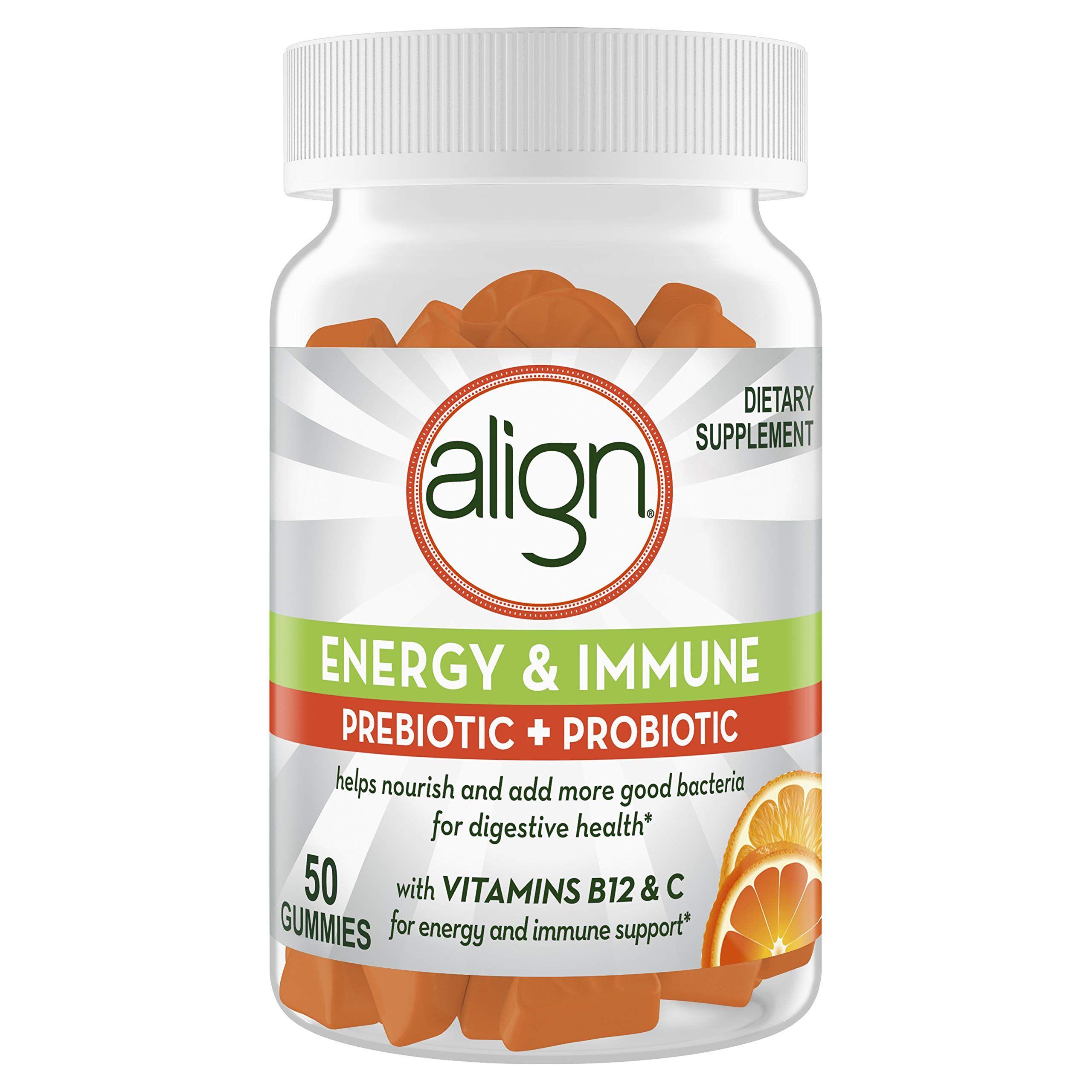 Align prebiotic probiotic supplement flavored in 2020