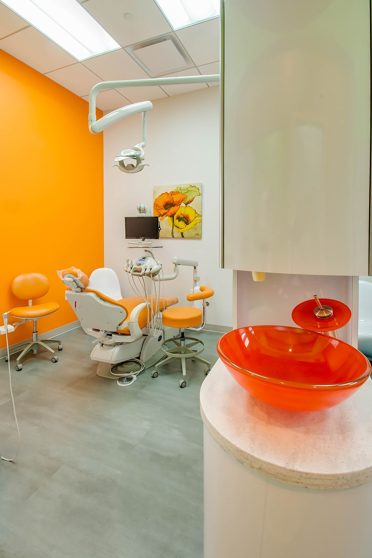Craven Dental Office Lighting dentistrylife