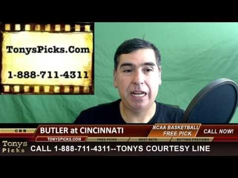 Butler Bulldogs Vs Cincinnati Bearcats Pick Prediction College Basketball Odds Preview 12 2 2015 Ncaa College Football College Football Picks Ncaa College