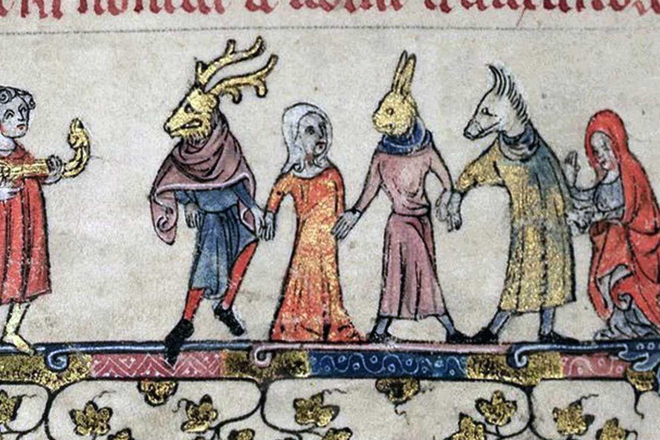 Dating under medeltiden