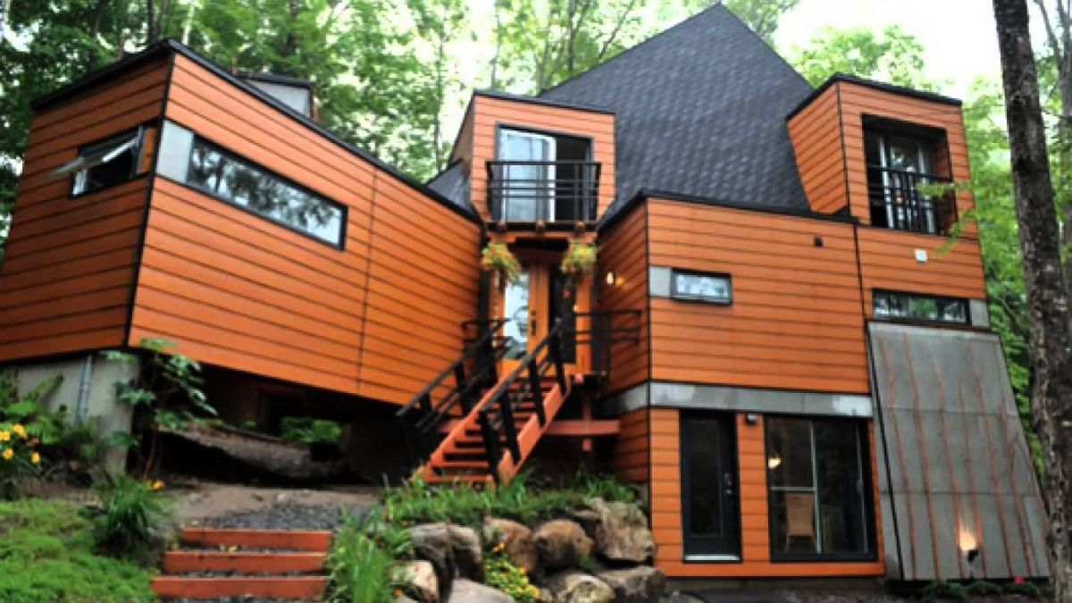 Superb Container Homes Seattle Most Impressive Shipping Container Home Interior And Landscaping Ologienasavecom