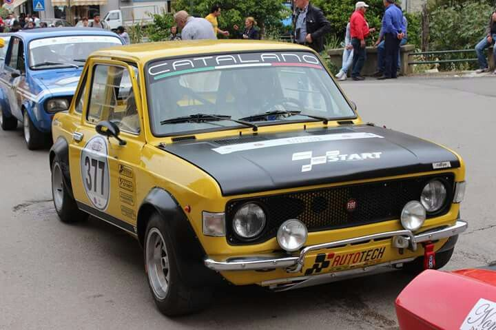 Fiat 128 Rally With Images Fiat 128