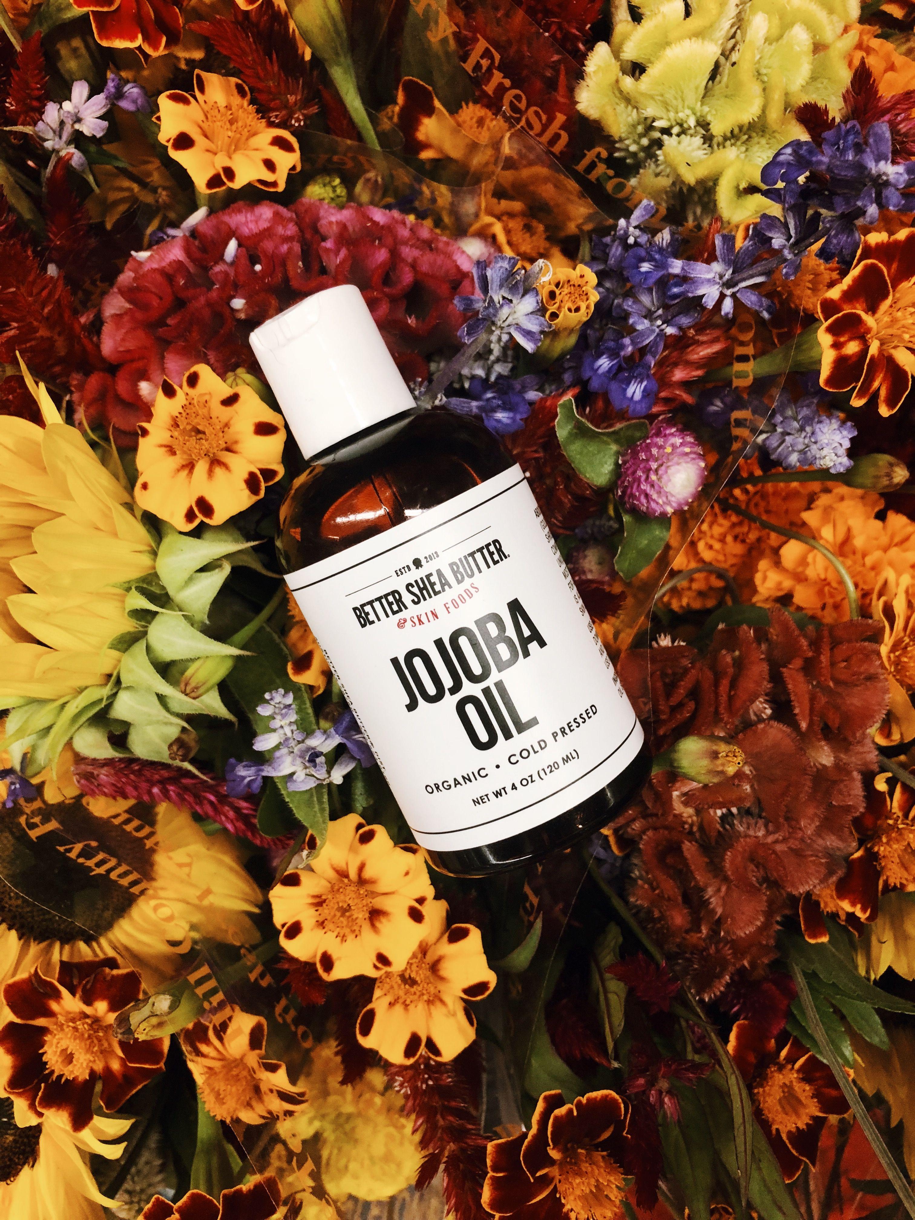 Organic Jojoba Oil Jojoba oil, Organic oil, Diy skin care