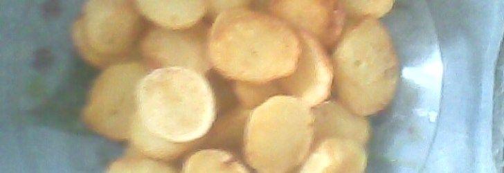 Batata na manteiga (simples)