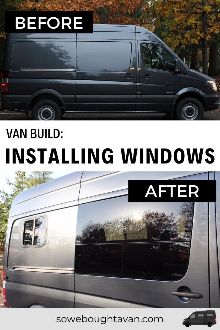 Photo of How to Install Windows into Your DIY Camper Van