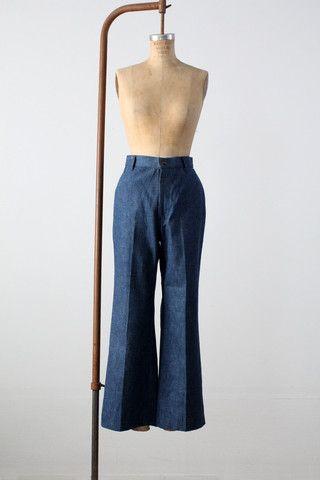 vintage Levi's high waist jeans / waist 29 - 86 Vintage