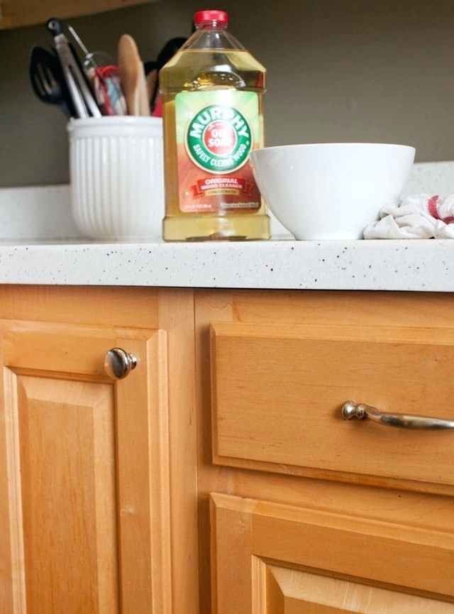 Beste Weg, Zu Reinigen, Holz Schränke In Der Küche Dies ist die ...