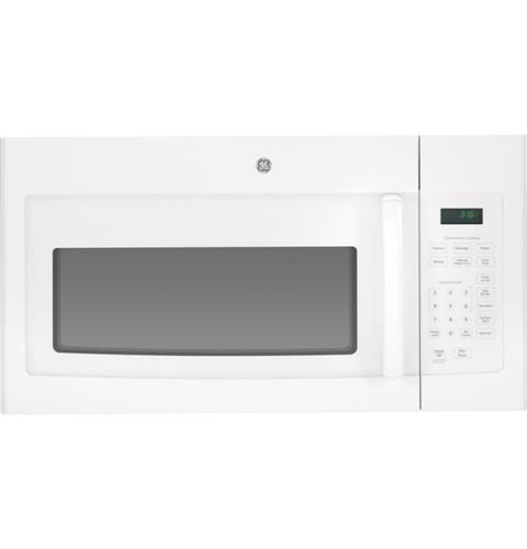 Ge 1 6 Cu Ft Over The Range Microwave Oven Jvm3160dfww Range Microwave Microwave Oven Microwave