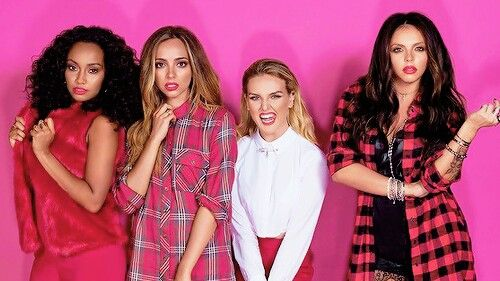 New Photoshoot Of Little Mix 2015