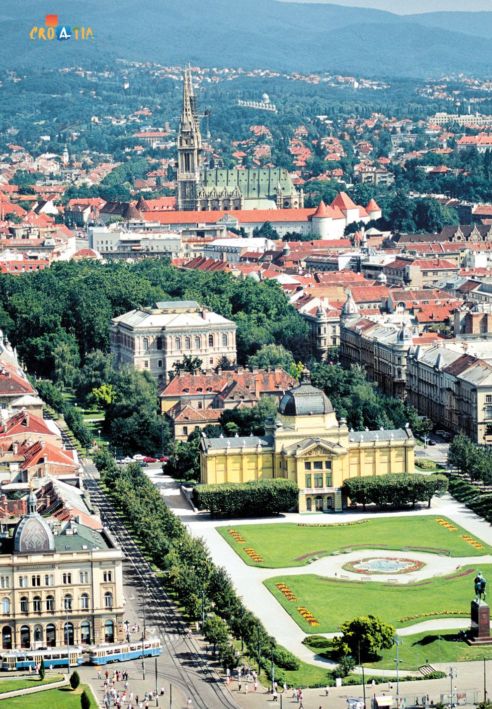 Destinations En Gb Visit Croatia Zagreb Croatia Croatia Travel