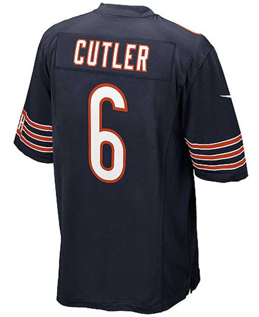 Nike Kids' Jay Cutler Chicago Bears Game Jersey