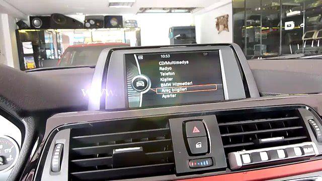 Bmw F30 Nbt Touch Idrive Retrofit Bmw Car