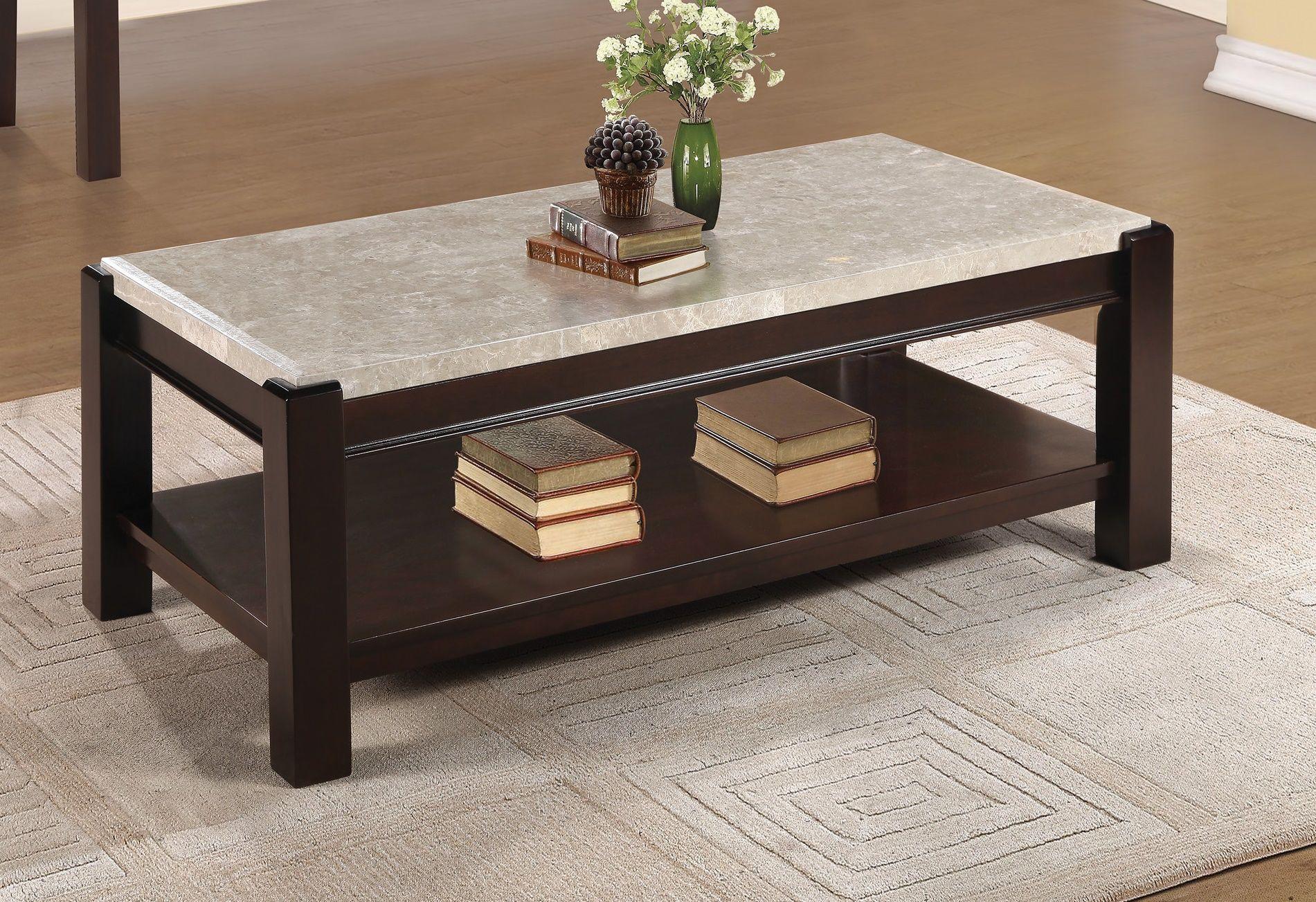 Homelegance Festus Marble Coffee Table Marble Top Coffee Table Marble Coffee Table Coffee Table [ 1303 x 1901 Pixel ]