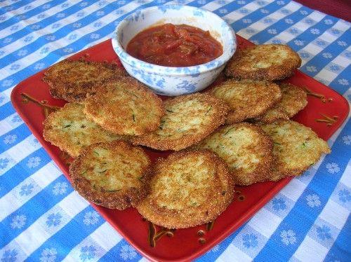 Southern Zucchini Hoecakes
