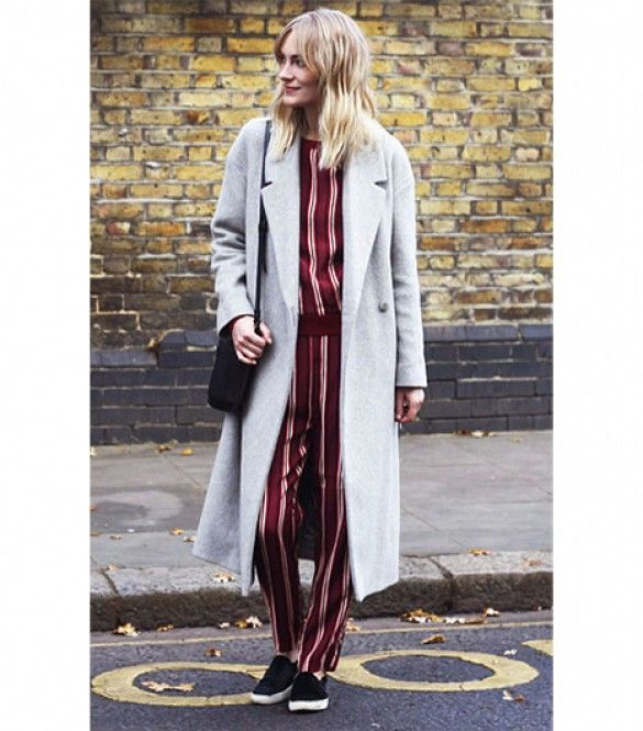 15 Best Blogger Looks Of The Week: Sweaters, Scarves, and More! via @WhoWhatWear