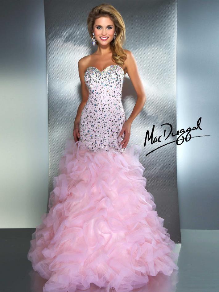 Ice Blue Mermaid Prom Dress | Gowns/Dresses/Vestidos | Pinterest ...