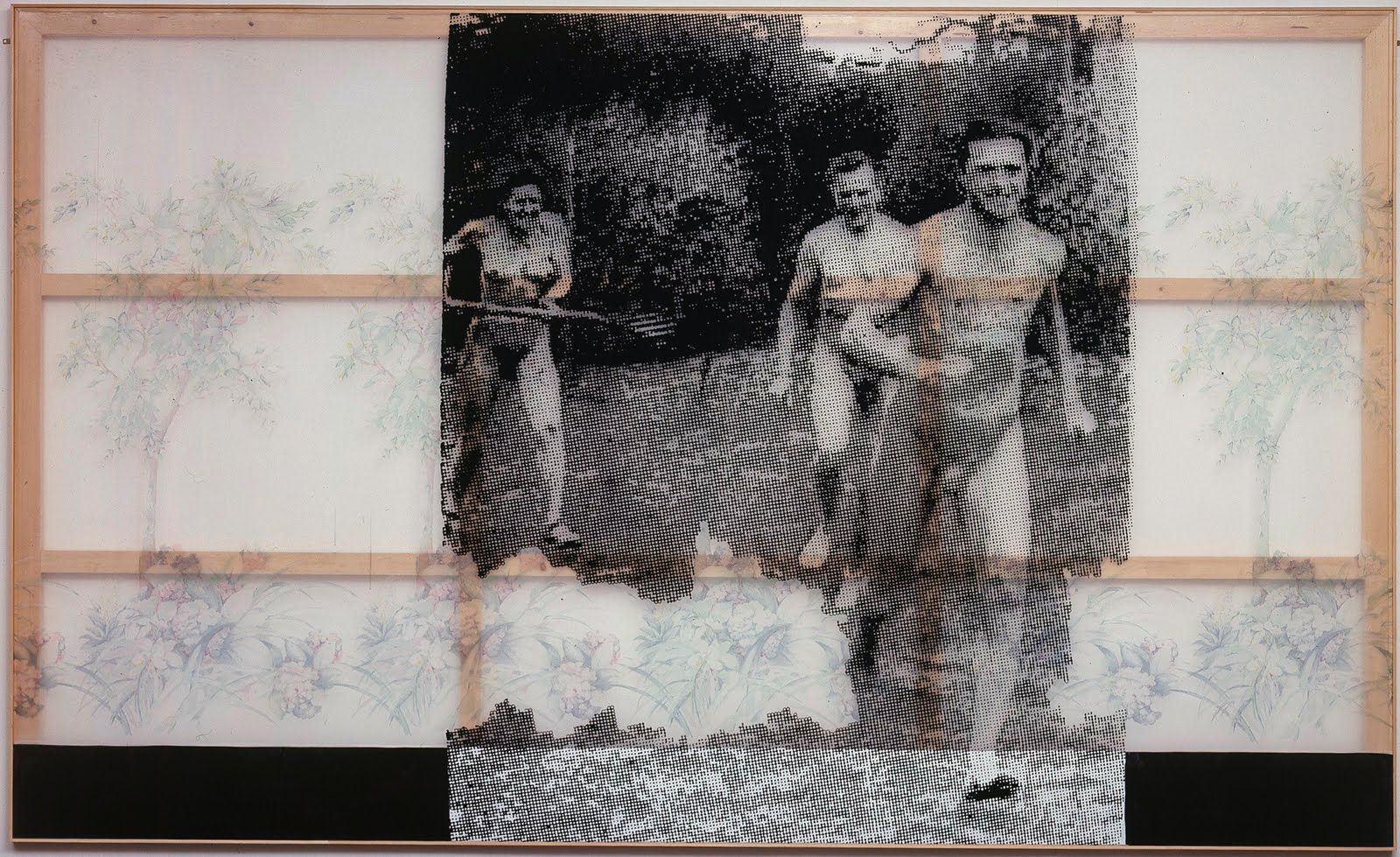 Sigmar Polke  Guardian of the Threshold, 2003