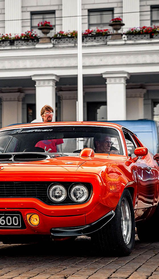 "h-o-t-cars: "" 1971 Plymouth Roadrunner "" 