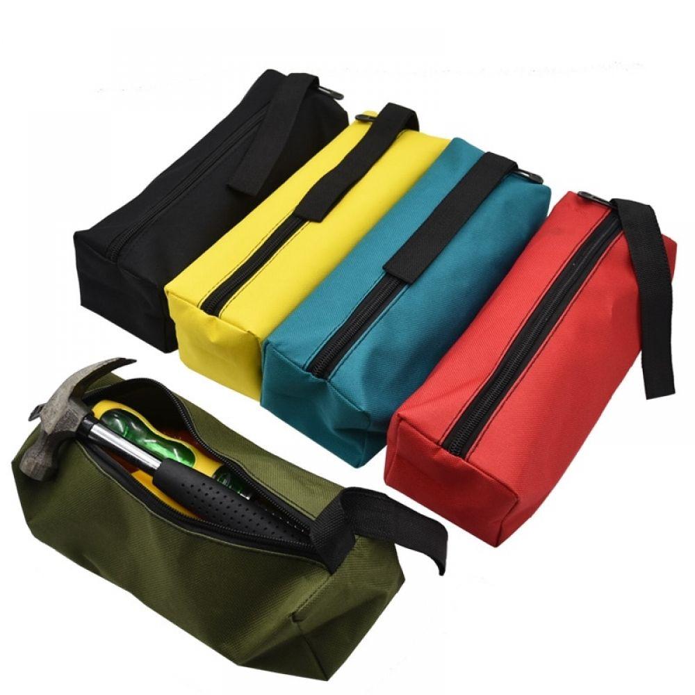 Oxford Canvas Waterproof Storage Hand Tool Bag Bit Metal Parts Bag CL