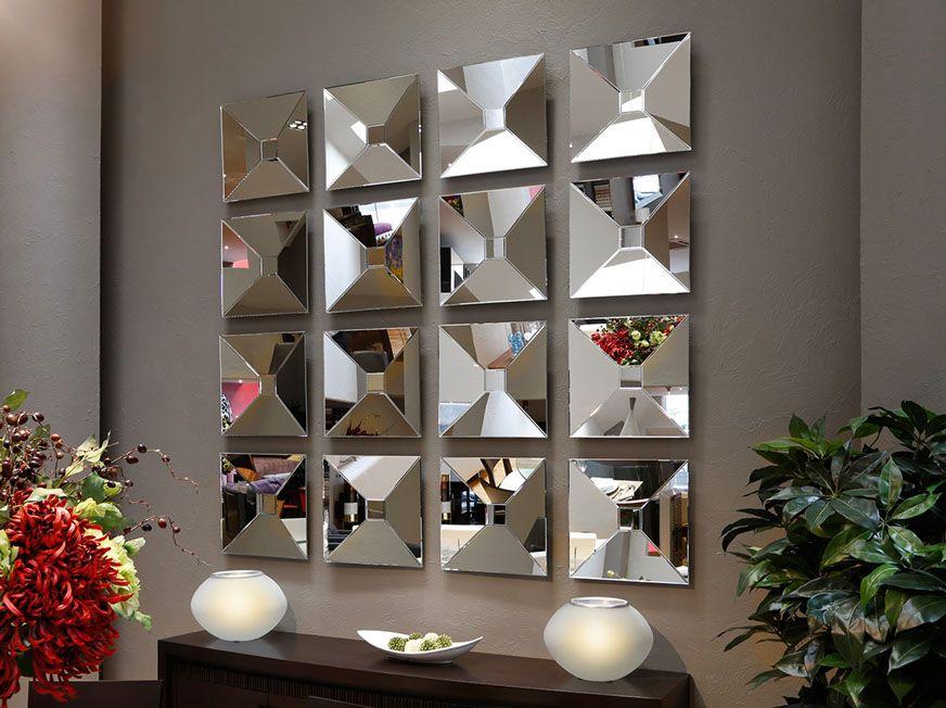 accesorios espejo para recibidor marca mobles