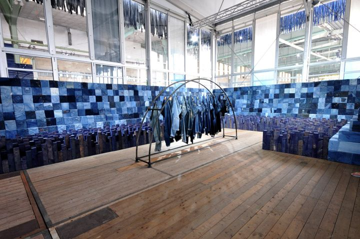 Bread & Butter Berlin 2012 Summer – TEMPEL OF DENIM store design
