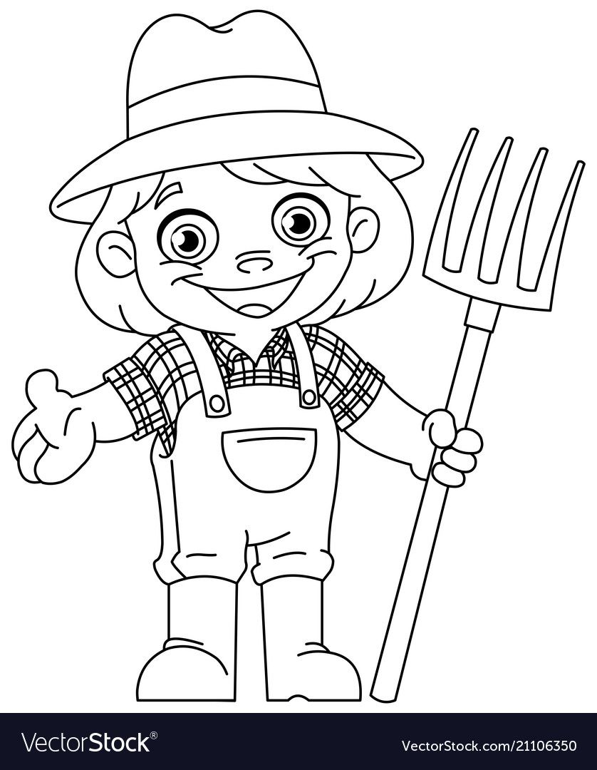Pin by Marsha Johnson on Coloring pages Farm coloring