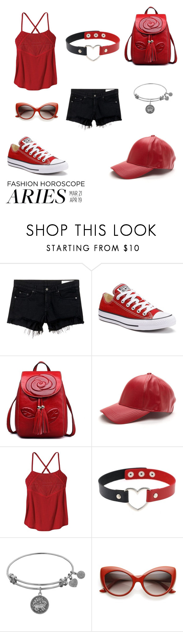 """Aries"" by disneybound-mexico ❤ liked on Polyvore featuring rag & bone/JEAN, Converse, prAna, fashionhoroscope and stylehoroscope"