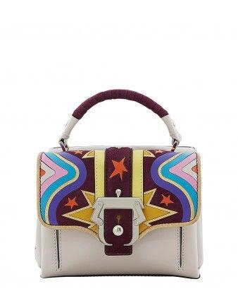 Dun Dun Top Handle Bag PAULA CADEMARTORI  e5eaf80a2f9