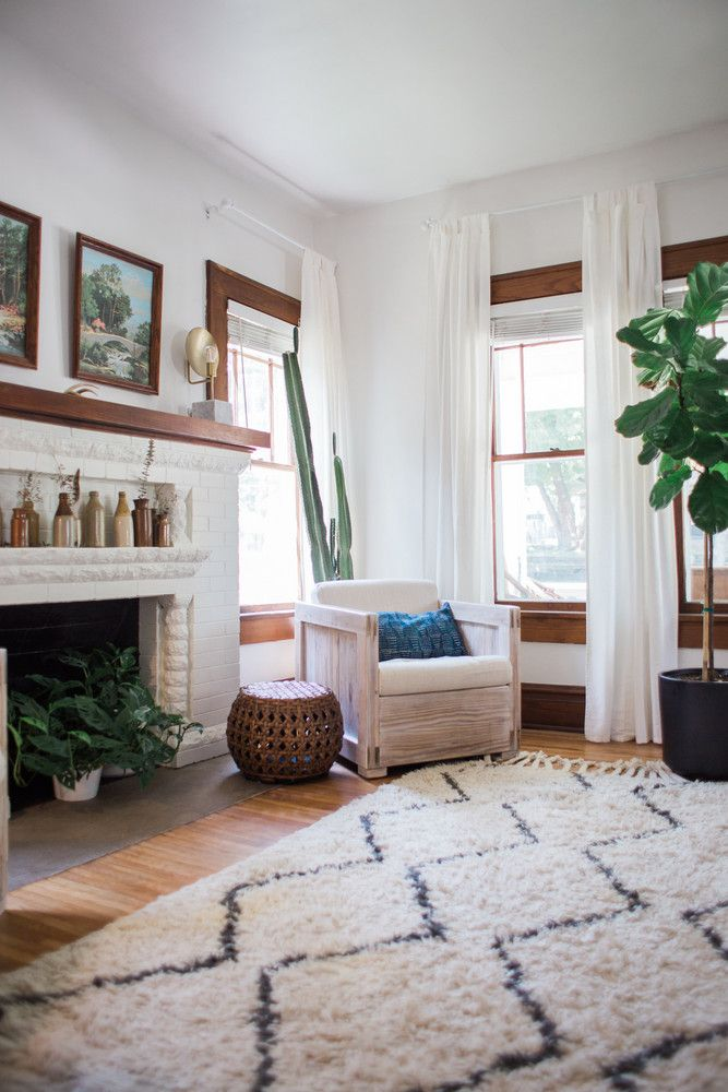 Before After A 1920s Kit House Gets A Modern Makeover Home