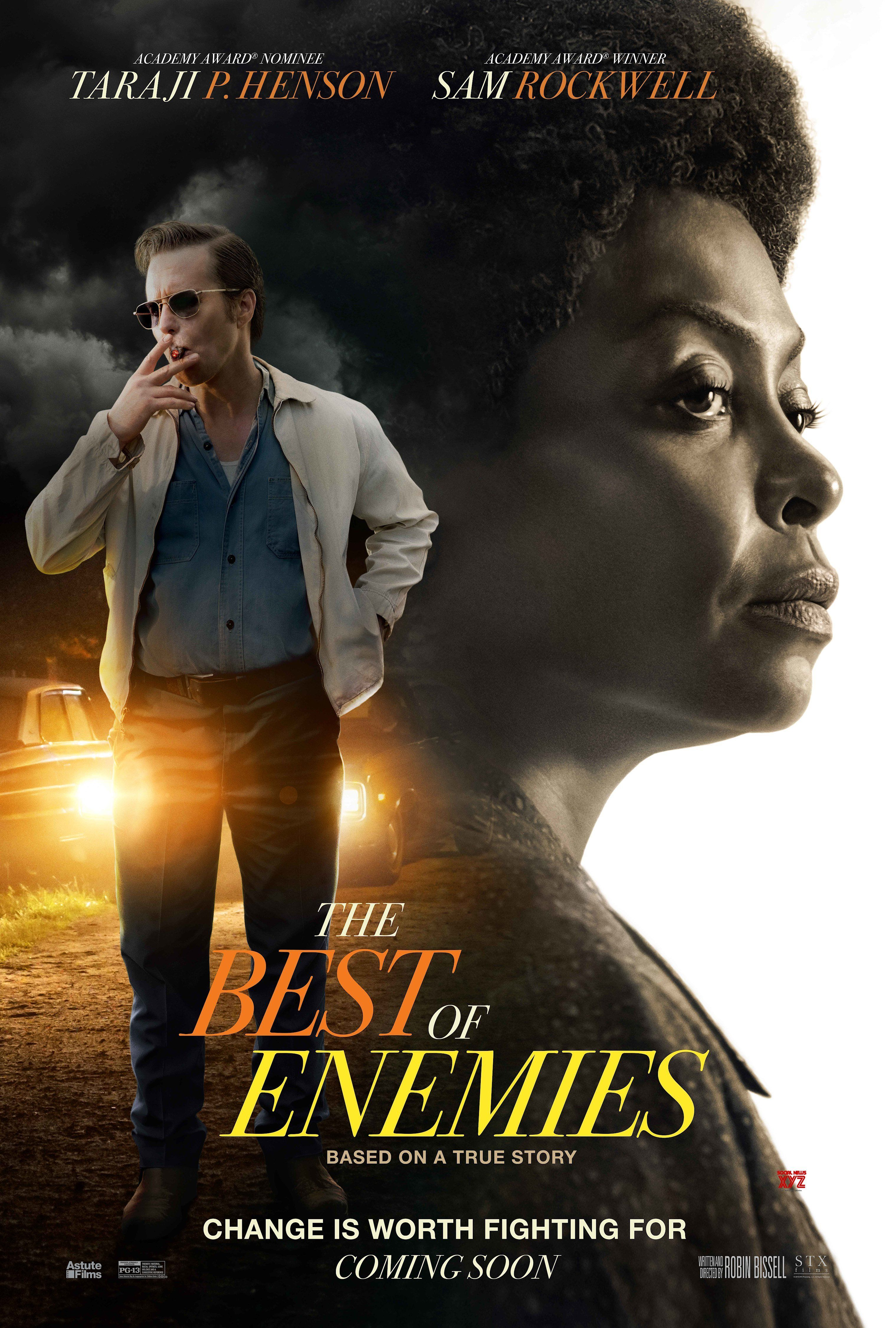 The Best Of Enemies Movie Hd Posters Social News Xyz Filmes Completos Filmes Online Gratis Filmes