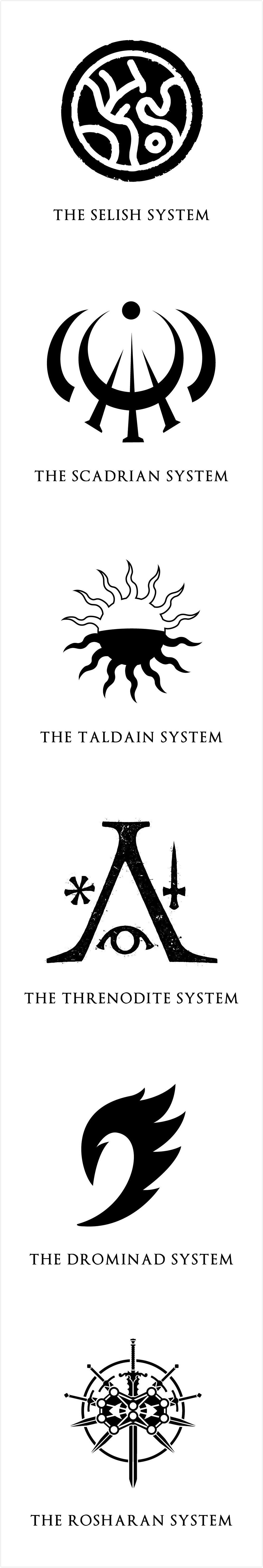 Image Result For Symbols Mistborn T Symbols And Books