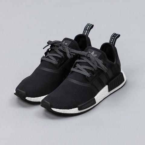 2f874f1a11 Adidas NMD Runner R1 Black White
