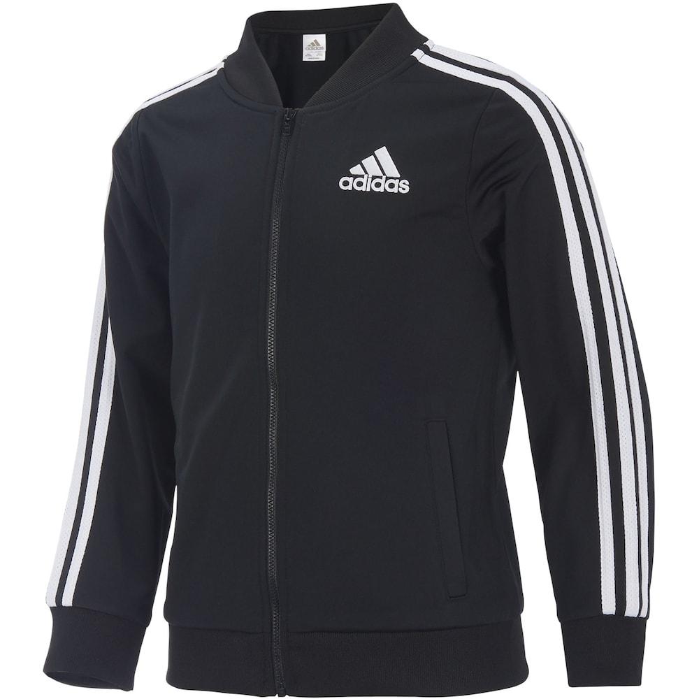 adidas Originals Superstar Track satin-jersey jacket ( 79) ❤ liked ... 52242f938737