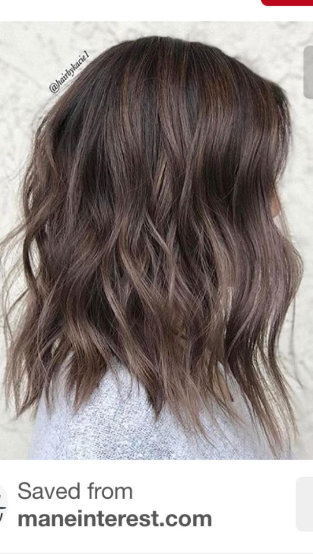 Couleur cheveux moka clair