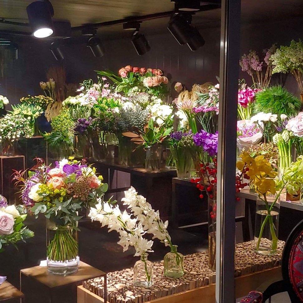 Lilac Flower Boutique Baku Port Baku Mall Lilac Flowers Flower Boutique Flowers