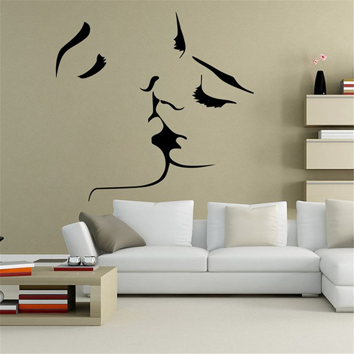 funny carve style wall stickers - $10.75 free shipping | gearbest