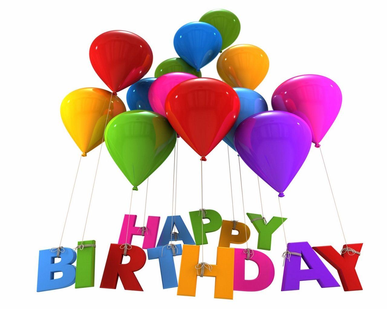 Ballon for birthday birthday balloons hd wallpapers and - Happy birthday balloon images hd ...