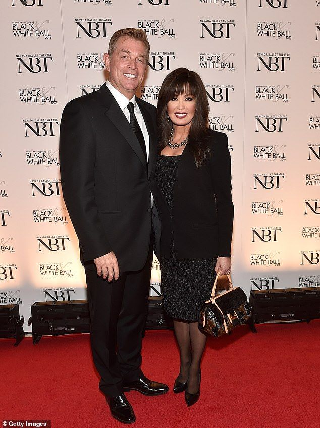 Marie Osmond, 59, looks slender on First For Women cover
